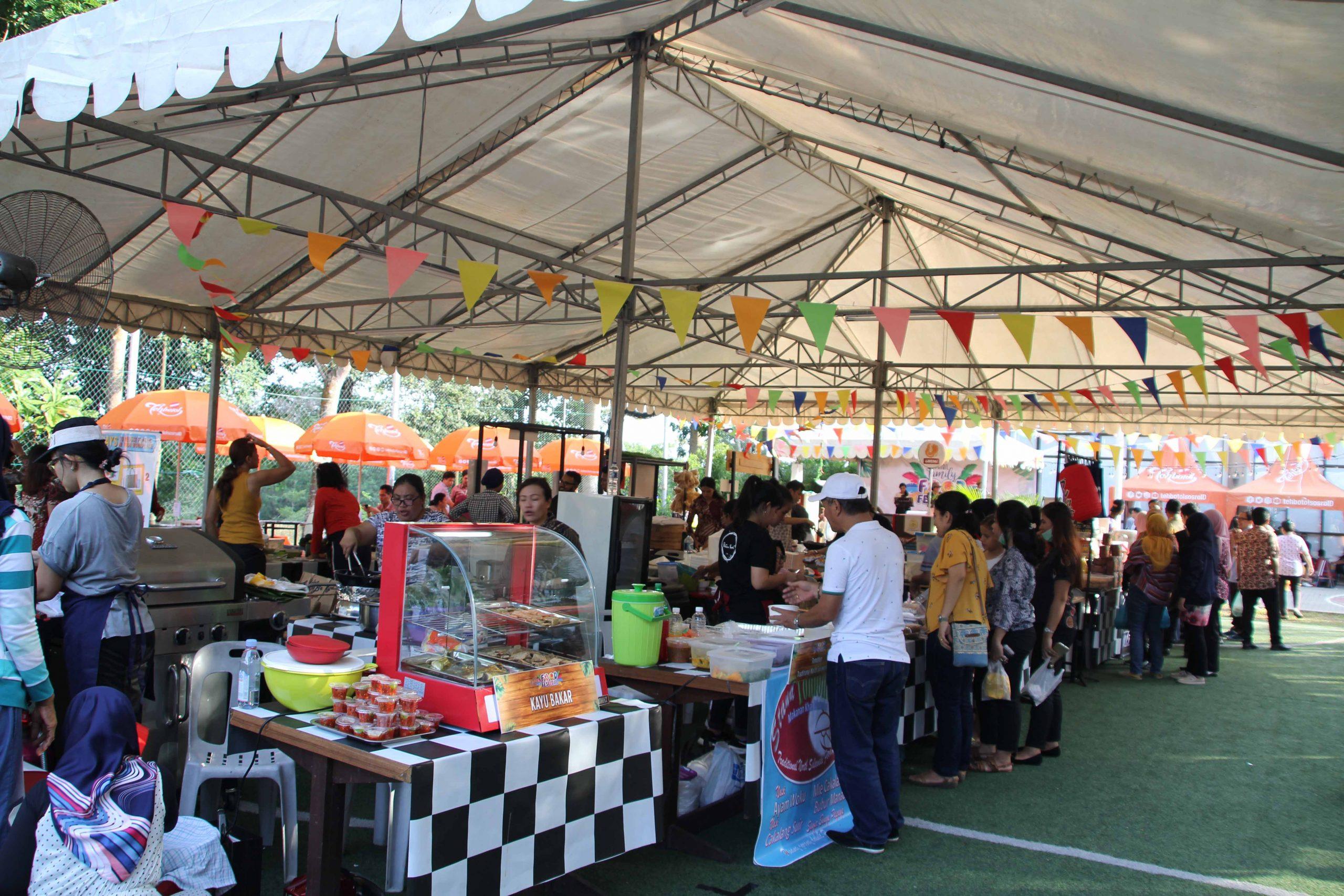 PANBIL FAMILY FOOD FESTIVAL
