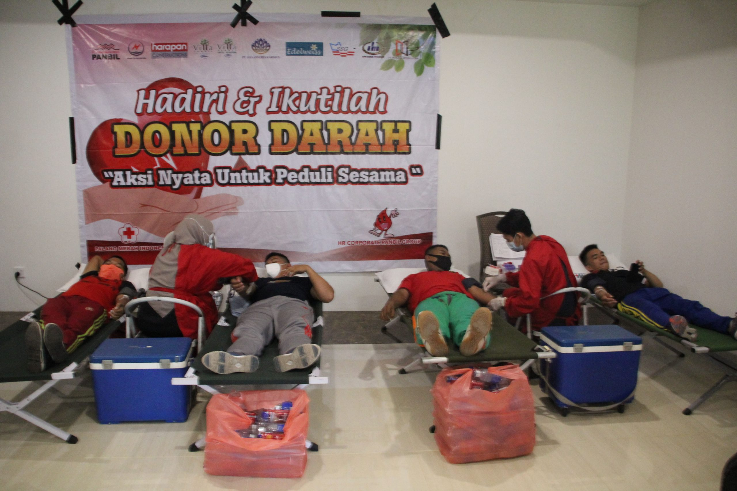 GIVE BLOOD, SAVE LIFE WITH PANBIL GROUP